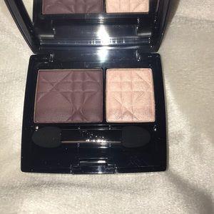 Dior eyeshadow duo- purple look